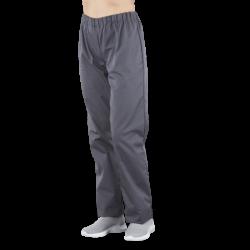 Pantalon mixte élastiqué...